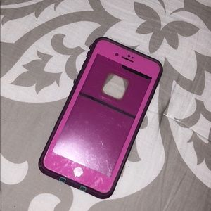 Lifeproof case for iPhone 7plus